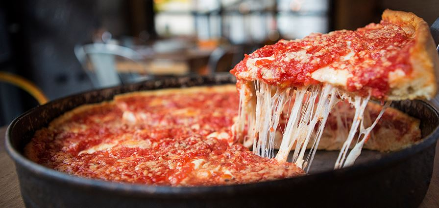 popular food to try in Chicago, good food in Chicago, food tour in Chicago, famous food in Chicago, Illinois, Chicago's popular food