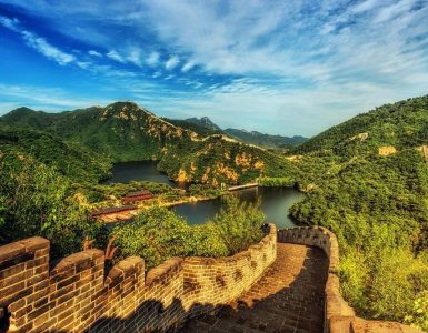 train route to reach this Great Wall of China, convenient route to Great Wall of China, Bus stops throughout Rio, various routes to reach the Great Wall of China