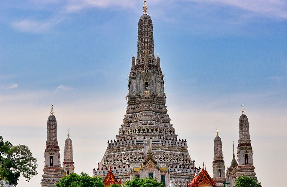 a trip to the Wat Arun, Complete Route Guide to Visiting the Roman Wat Arun, Best Route to the Wat Arun