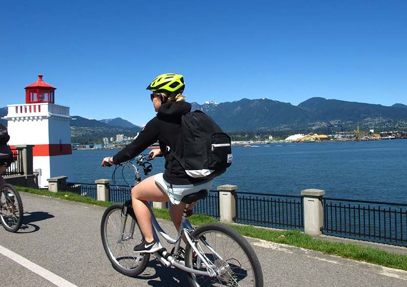 a trip to the Stanley Park, Complete Route Guide to Visiting the Stanley Park, Best Route to the Stanley Park