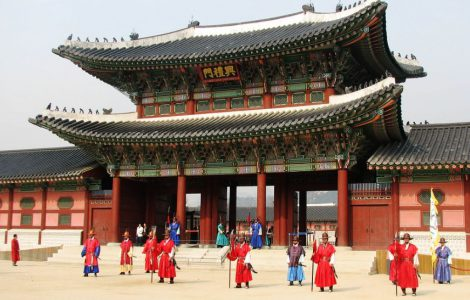Best Route to the Gyeongbokgung Palace, taxis to reach this Gyeongbokgung Palace, train route to reach this Gyeongbokgung Palace, convenient route to Gyeongbokgung Palace,