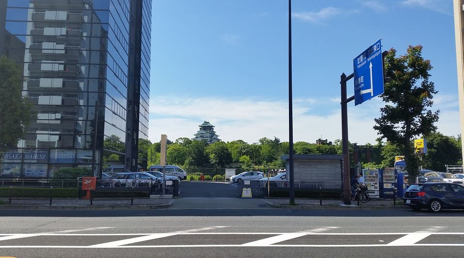 a trip to the Osaka Castle, Complete Route Guide to Visiting the Osaka Castle