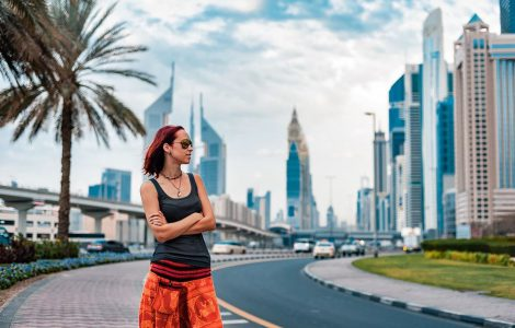Dubai's refreshing summer activities