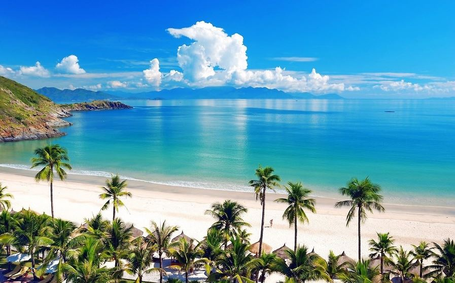 famous destination of Vietnam