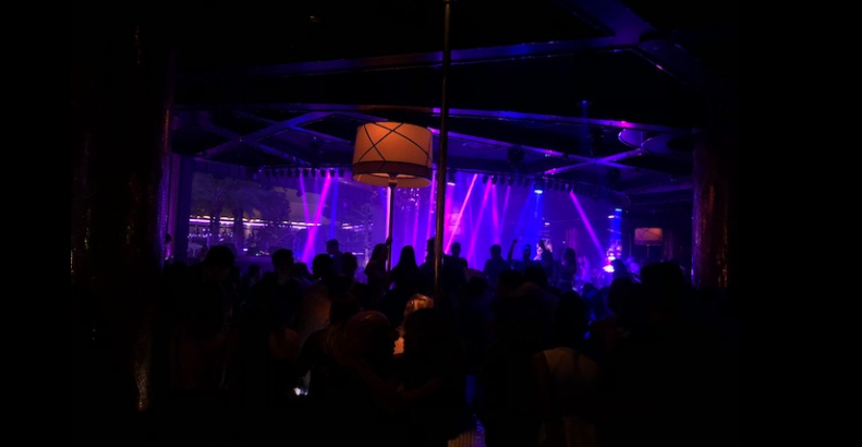 Clubbing and enjoying the nightlife of Chicago