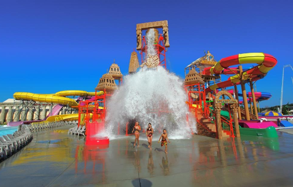 Mount Olympus Water and theme Park