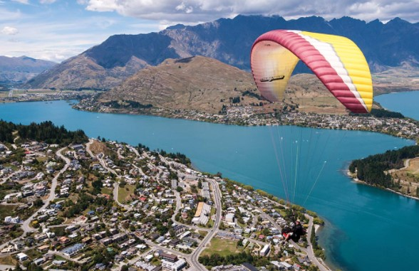 ist of 10 exciting places in the world for paragliding, beginner spots for paragliding in the world, top paragliding places i