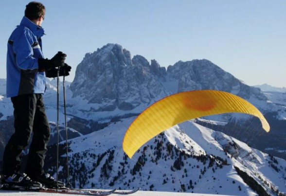 list of 10 exciting places in the world for paragliding, beginner spots for paragliding in the world, top paragliding places in the world, best paragliding places in the world, famous place in World for paragliding