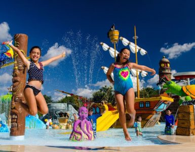 famous waterparks in Mexico, family-friendly water parks near Cozumel, foremost water parks near Cozumel to go with family, famous Oceanfront water park in Cozumel